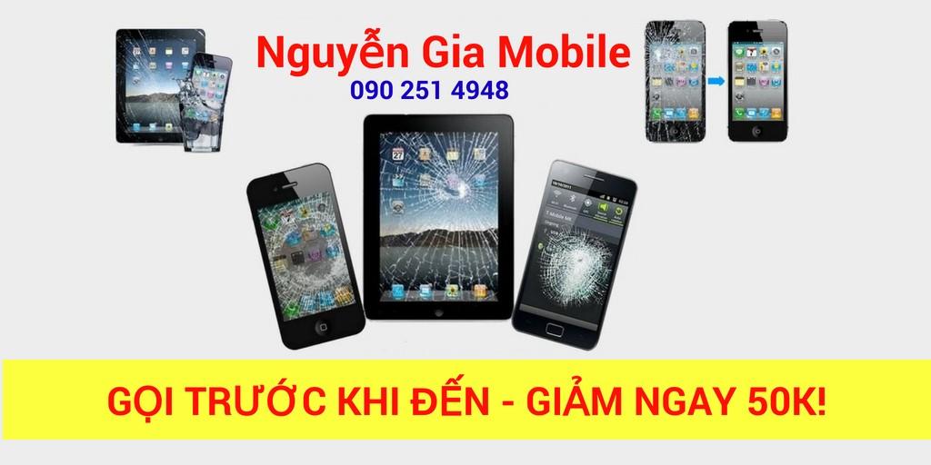 Địa chỉ thay màn hình Samsung uy tín, giá rẻ nhất TP Hồ Chí Minh