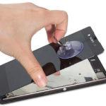 Dịch vụ thay màn hình Sony tại Nguyễn Gia Mobile