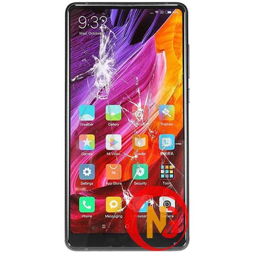 Màn hình Xiaomi Mi Mix 2 đốm, sọc