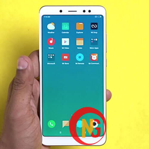 Màn hình Xiaomi Redmi 5 mới thay