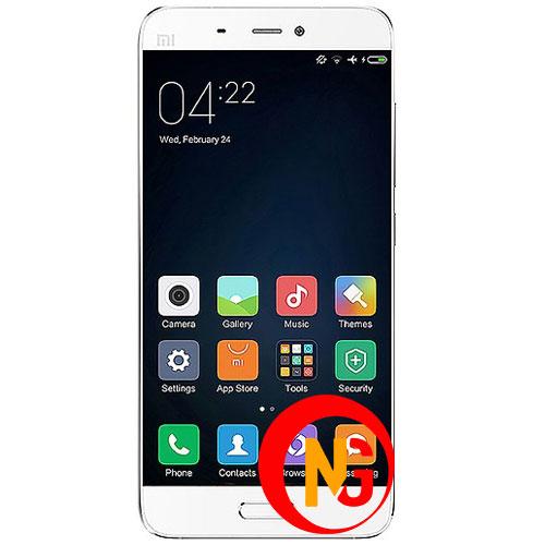 Màn hình Xiaomi 5s, 5 Plus tối đen 1 vùng