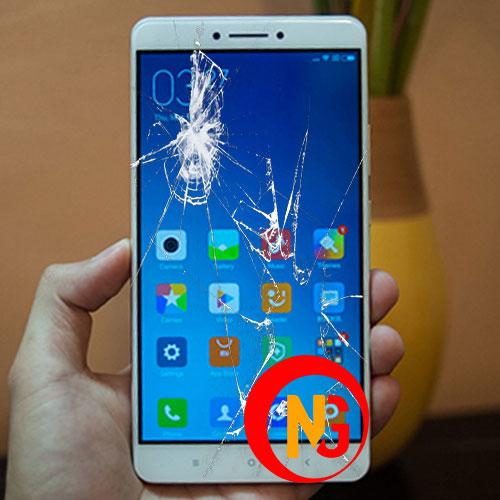 Màn hình Xiaomi Mi Max bể nát