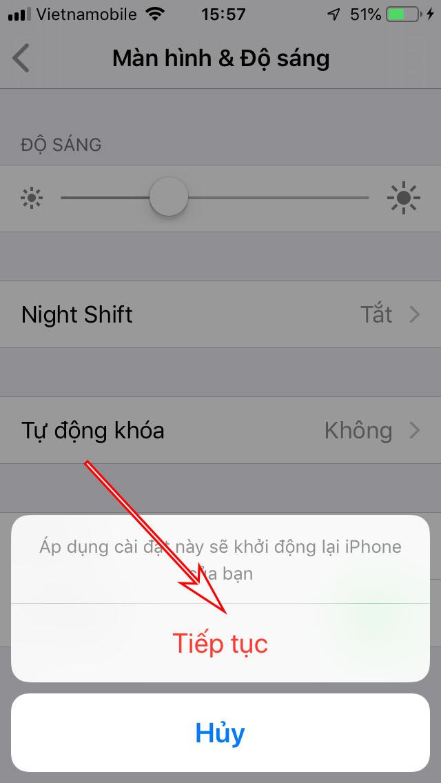 Làm sao để bật/ tắt Iphone bị hỏng nút nguồn