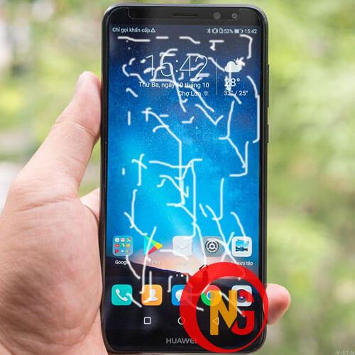 Huawei nova 2i nổi bọt hở keo