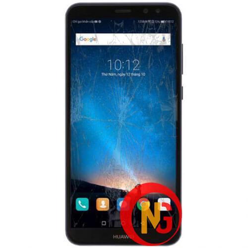 Huawei nova 2i trầy xước mặt kính