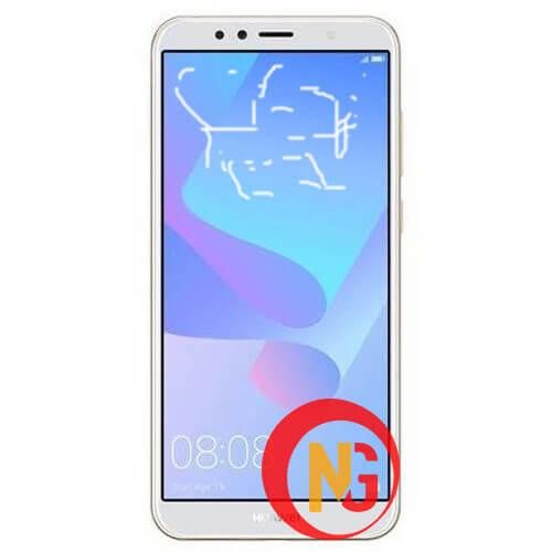 Huawei y6, y7 prime hở keo mặt kính