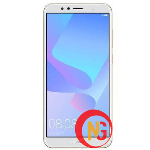 Huawei y6, y7 prime mới thay mặt kính xong