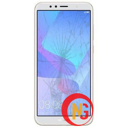 Huawei y6, y7 prime trầy xước mặt kính