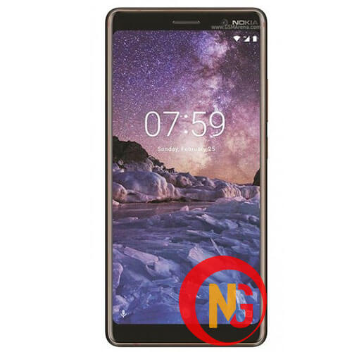 Nokia 7 mới thay mặt kính xong