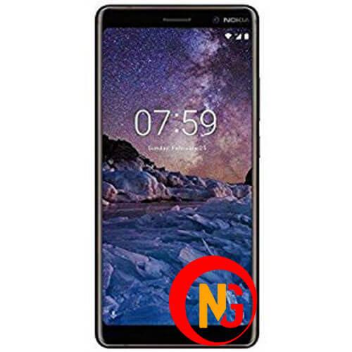Màn hình Nokia 8 hiển thị sai màu sắc