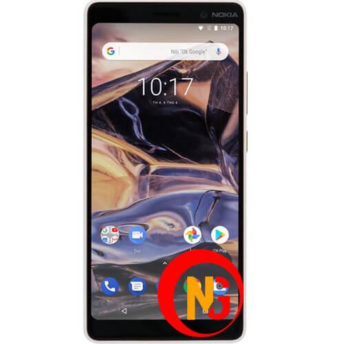 Màn hình Nokia 8 mới thay
