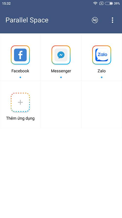Cách dùng 2 tài khoản trên Android