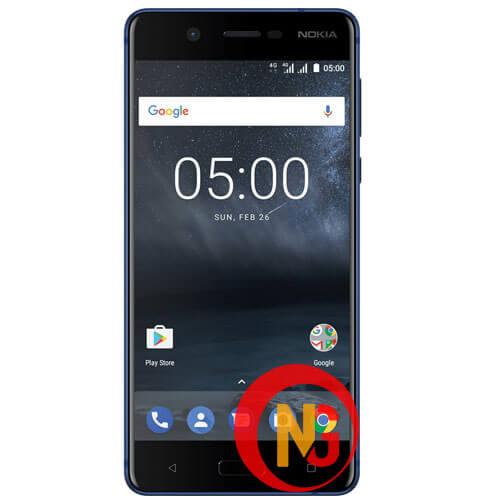 Nokia 5 mới thay mặt kính