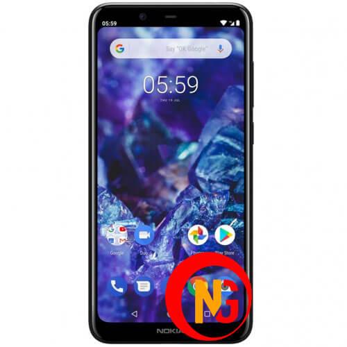 Màn hình Nokia 5 hiển thị sai màu sắc