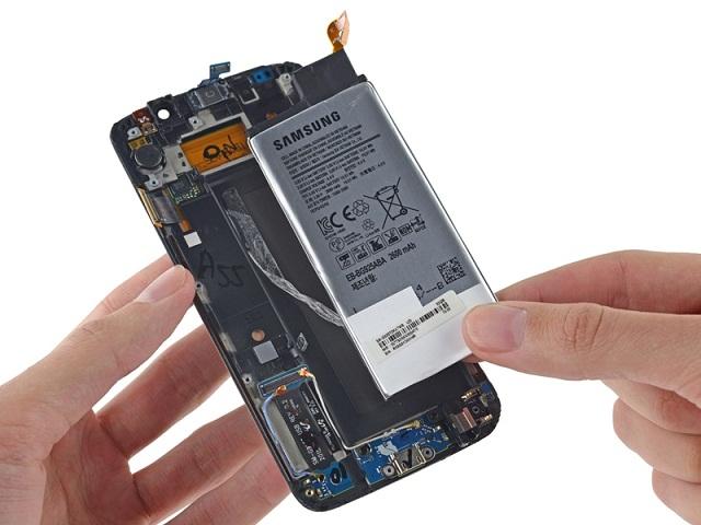 Địa chỉ thay pin Samsung chính hãng giá rẻ