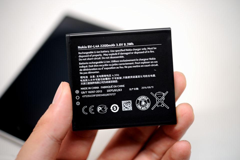 Thay pin Nokia chính hãng tại Nguyễn Gia mobile