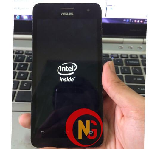 Điện thoại Asus lỗi phần mềm treo logo