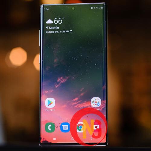 Điện thoại Samsung Note 9 kháng nước