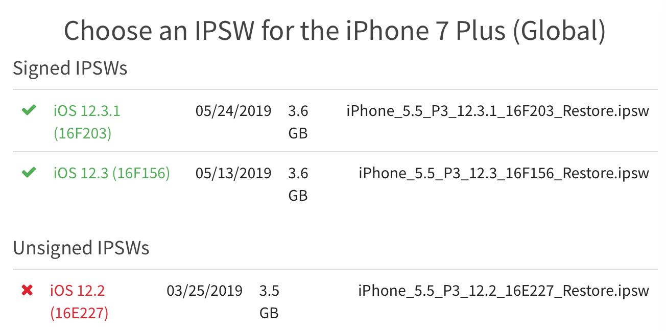 Hạ cấp IOS 13 xuống IOS 12 không mất dữ liệu