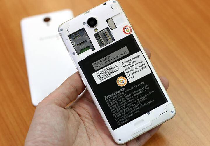 Thay pin điện thoại Lenovo tại Nguyễn Gia mobile - NGUYỄN