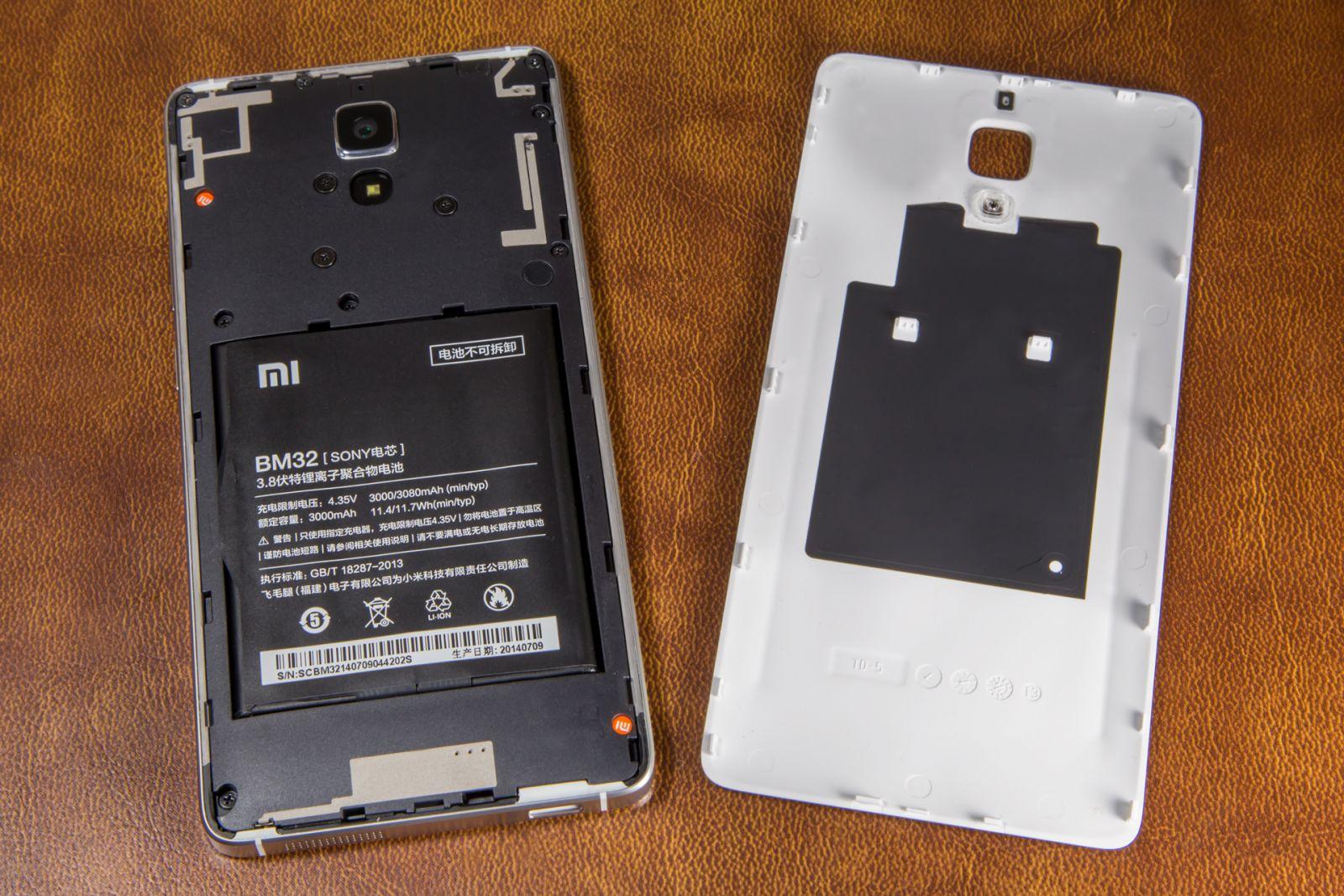 Thay pin Xiaomi chất lượng lấy ngay
