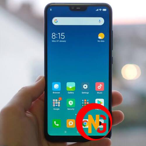 Màn hình Xiaomi Mi 8 Lite mới thay