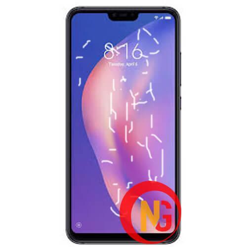 Xiaomi Mi 8 Lite bị hở keo mặt kính