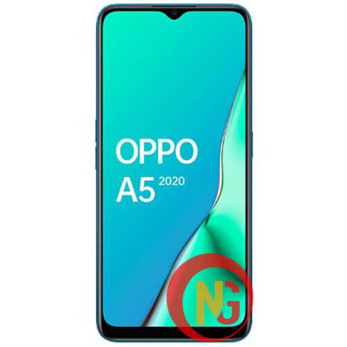Mặt kính Oppo A5, A5s mới thay xong