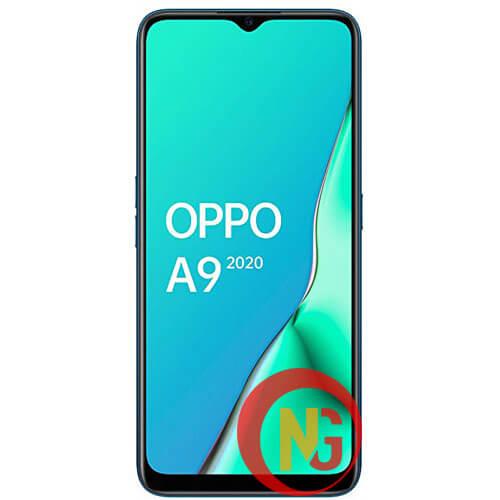 Mặt kính Oppo A9 mới thay xong