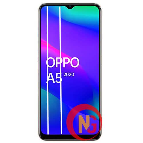 Màn hình Oppo A5, A5s bị sọc