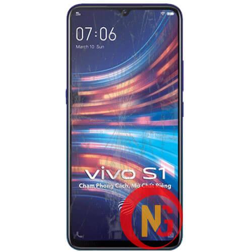Mặt kính Vivo S1, S1 Pro bị trầy xước