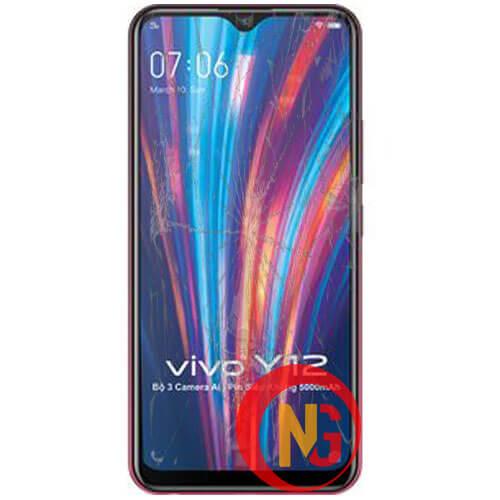 Mặt kính Vivo Y12 bị trầy xước