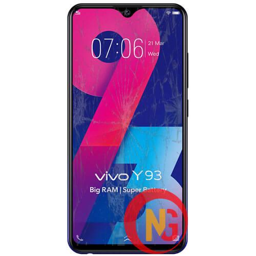 Mặt kính Vivo Y93 bị trầy xước