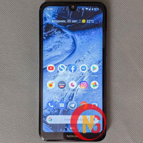 Mặt kính Nokia 2.2, 2.3 mới thay