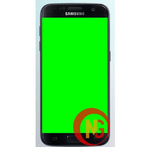 Điện thoại Android bị xanh màn hình