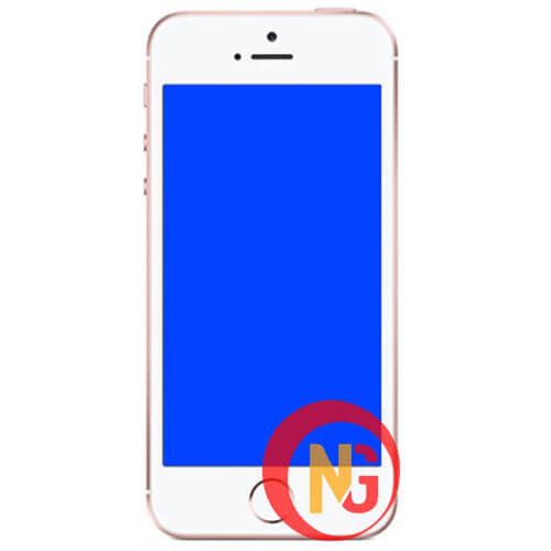 Điện thoại Iphone bị xanh màn hình