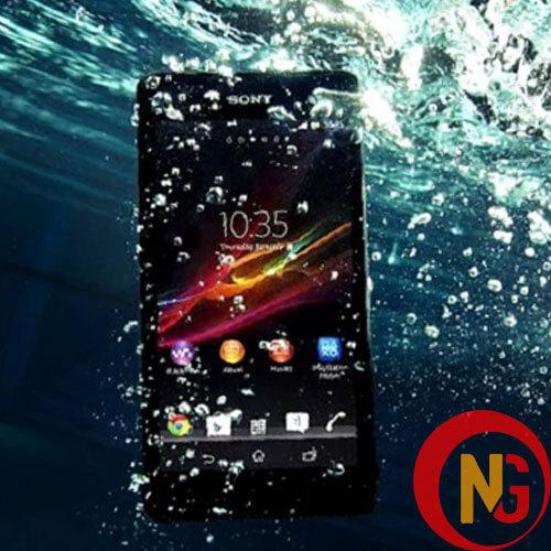 Điện thoại bị vào nước