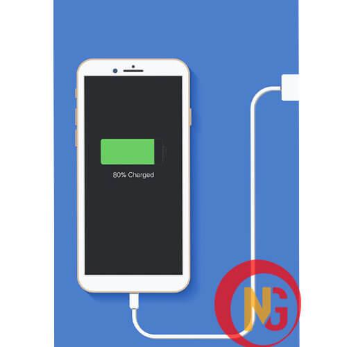 Điện thoại bị loạn cảm ứng do sử dụng sạc kém chất lượng