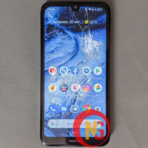 Mặt kính Nokia 2.2, 2.3 bị bể vỡ