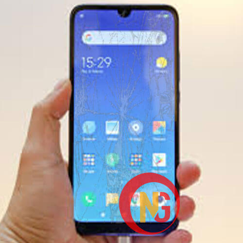 Mặt kính Xiaomi Redmi 7, Note 7 bị mờ