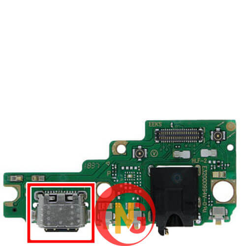 Asus Zenfone Max Pro M2 bị gãy chân sạc