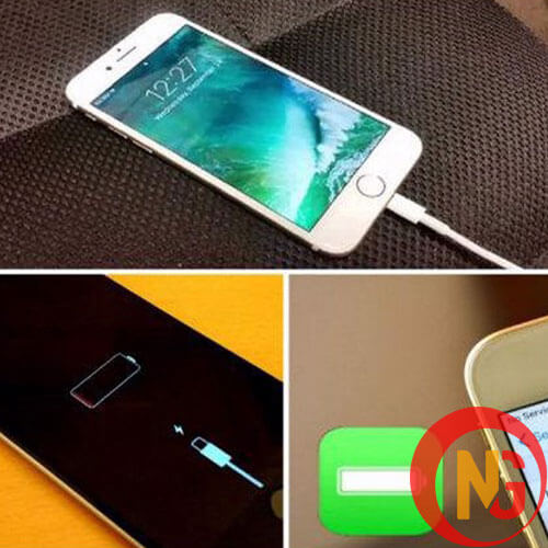 Điện thoại sạc không vào pin