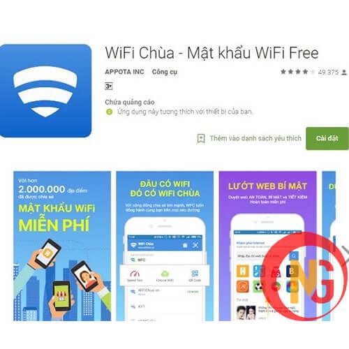 Tải về wifi chùa