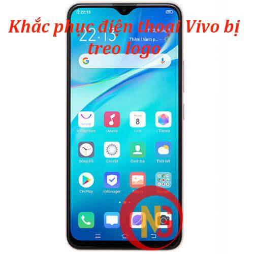 Khắc phục điện thoại Vivo bị treo logo