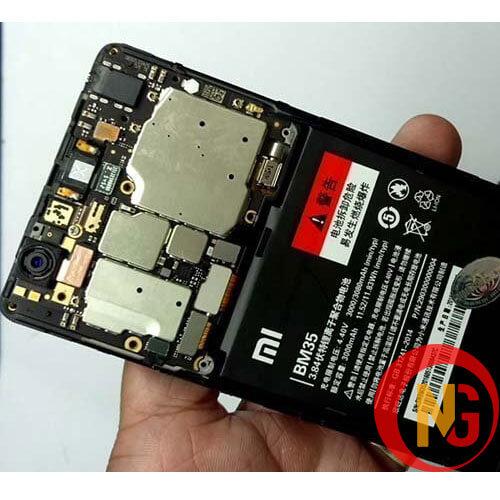 Xiaomi bị hư đuôi sạc, nút nguồn