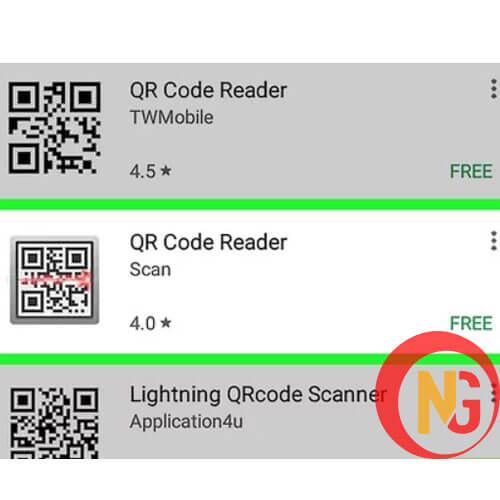Tải Qr Code Reader