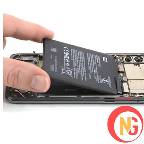 Pin Xiaomi bị chai, giảm dung lượng