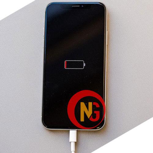 Cắm sạc lại cho Iphone