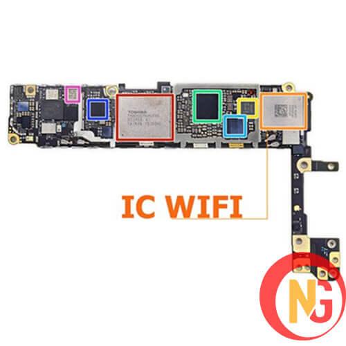 Lỗi Ic Wifi