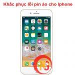 Khắc phục pin ảo cho Iphone